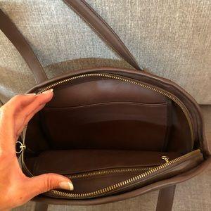 Coach Bags - Coach brown leather purse
